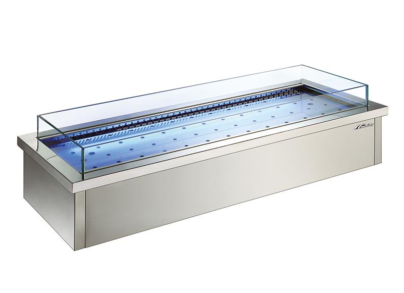 嵌入式冷藏井